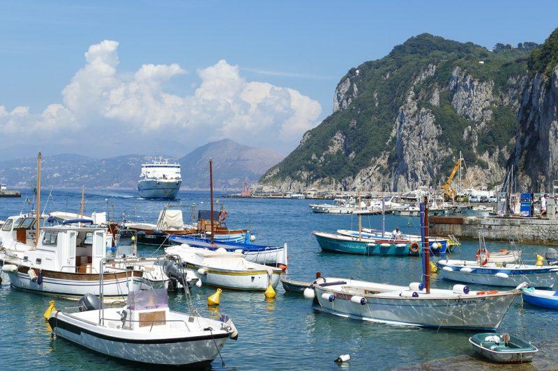 3 days Naples itinerary - Capri