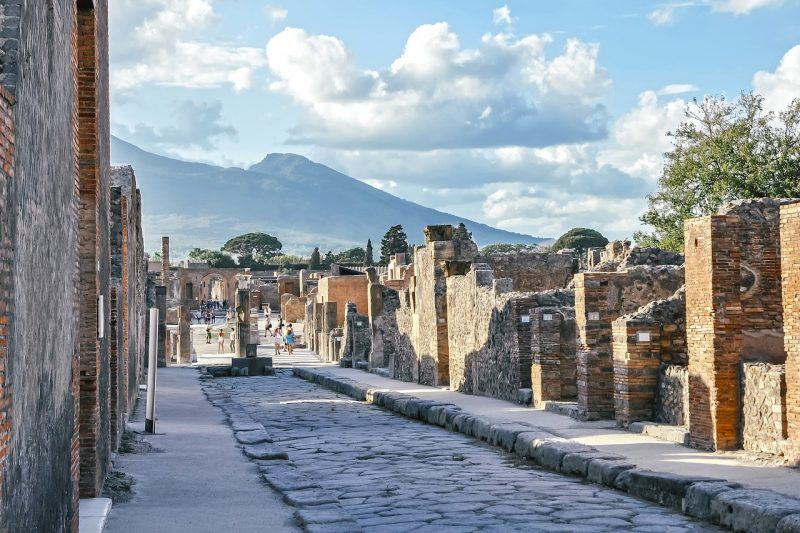 Pompei - 3 days Naples itinerary