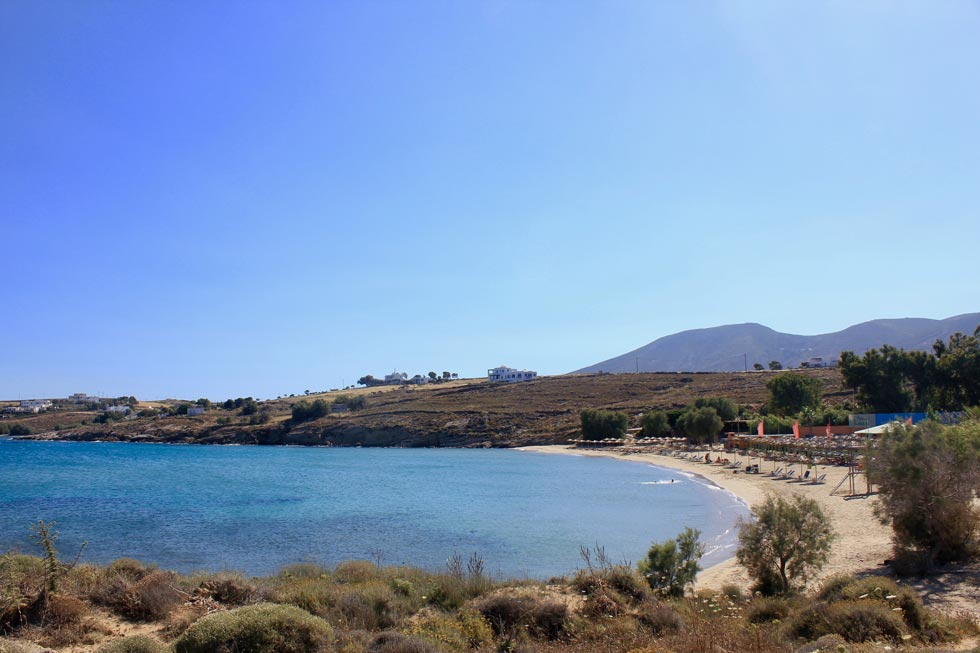 Paros island Best beaches