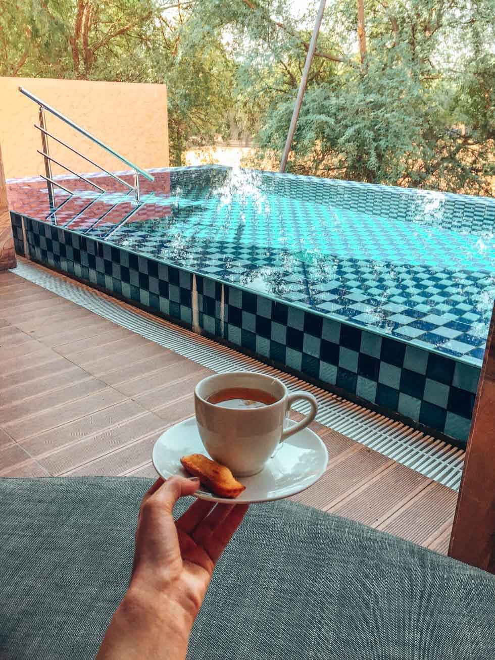 Ritz Carlton Al Wadi Ras Al Khaimah Best Hotel