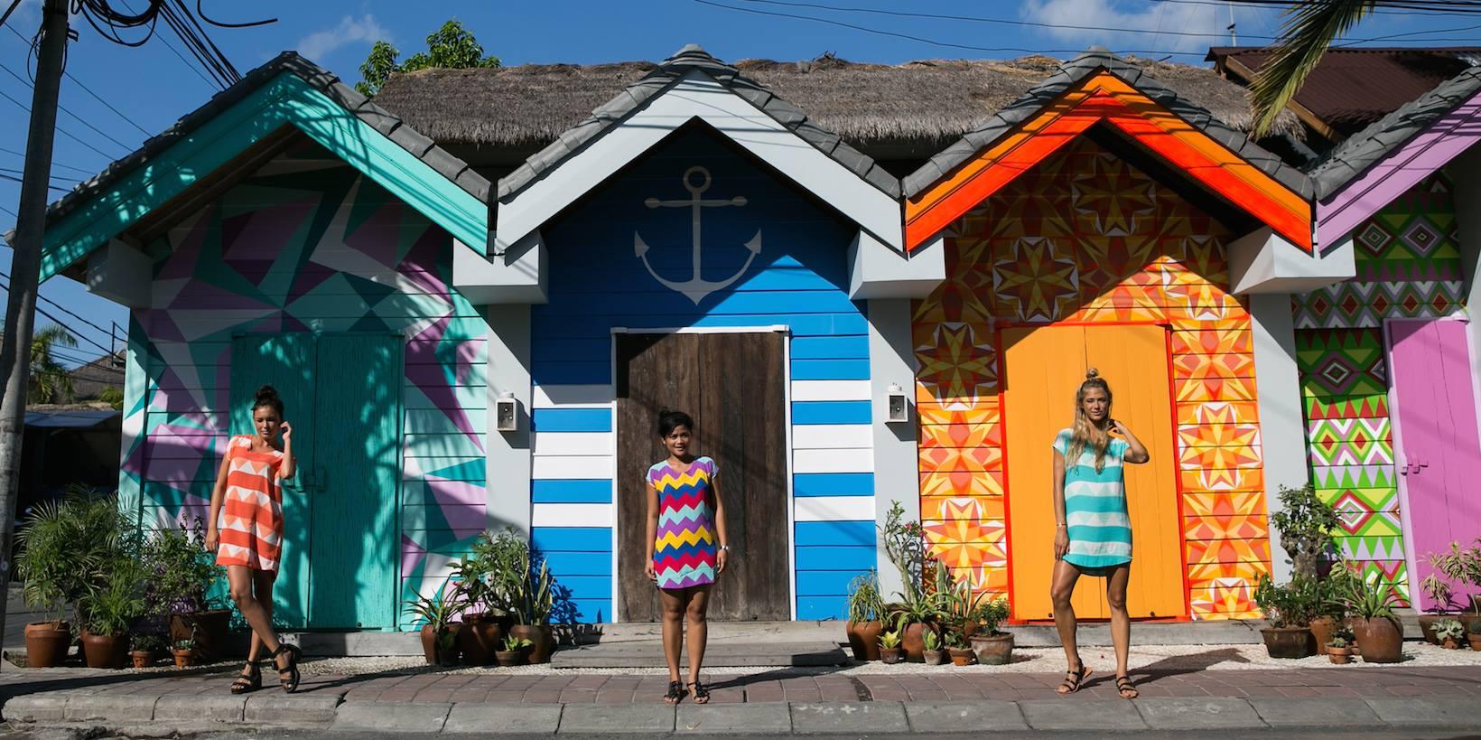 Shopping Seminyak Bali Boat Shed