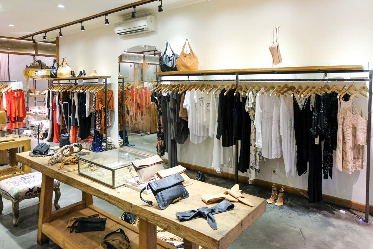 Shopping Seminyak