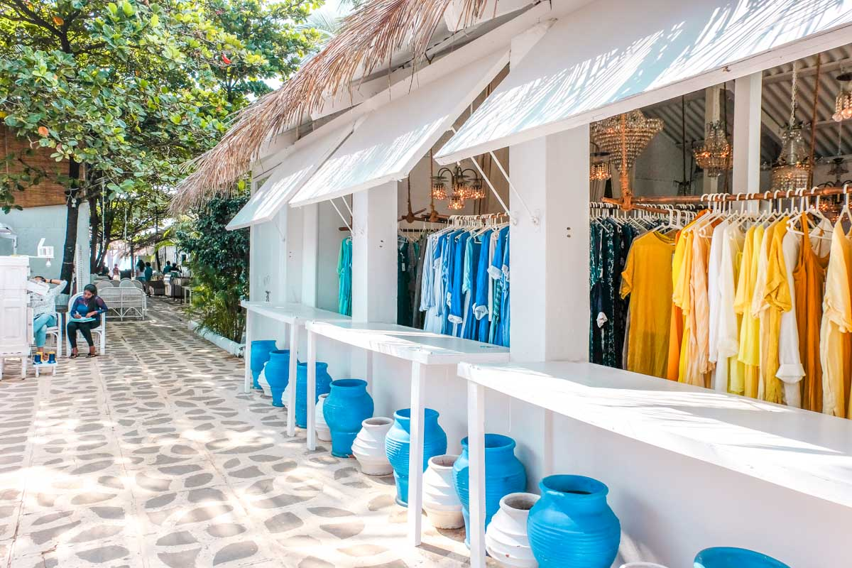 Shopping in Goa - Thalassa