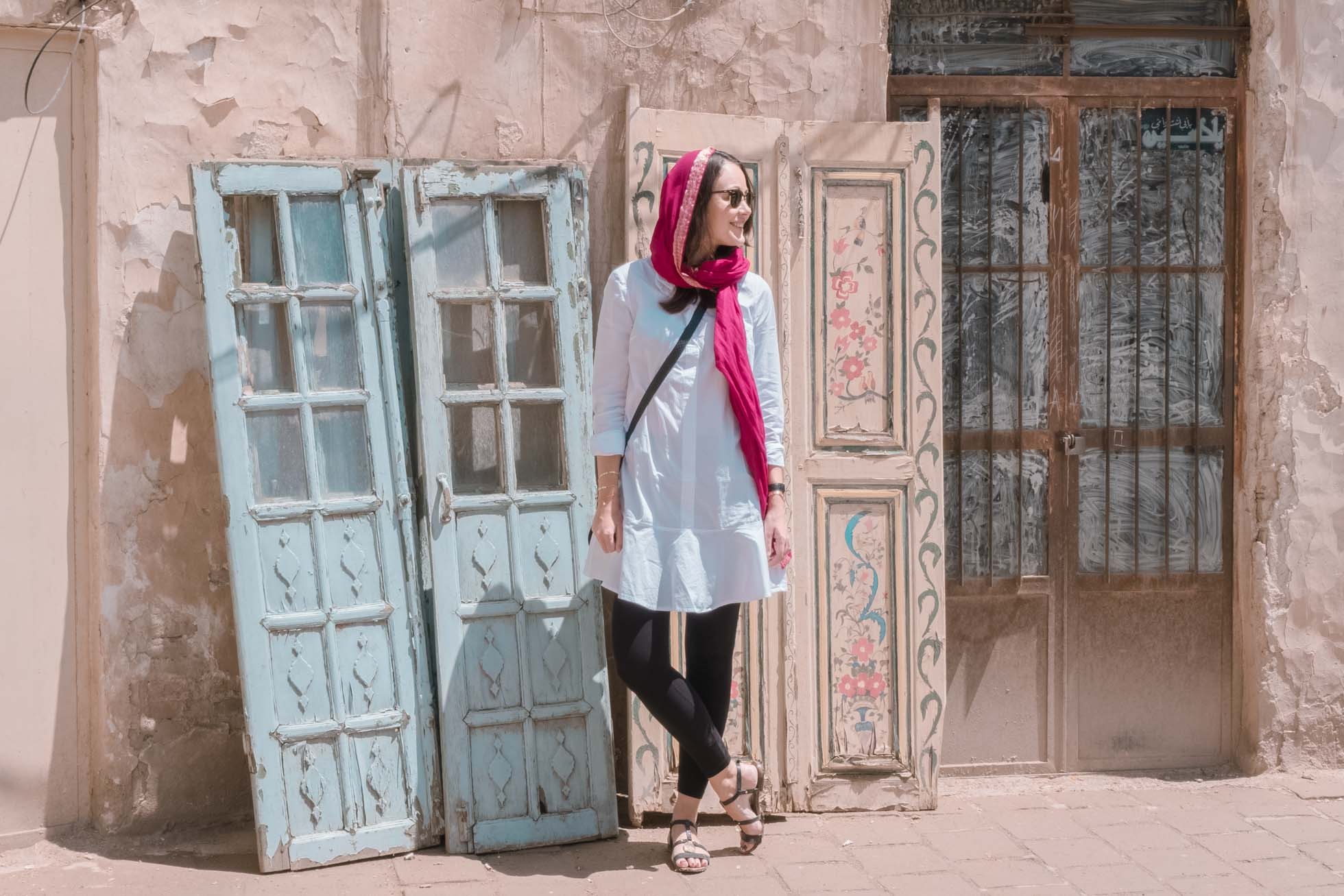 Modest Fashion how to dress in Iran