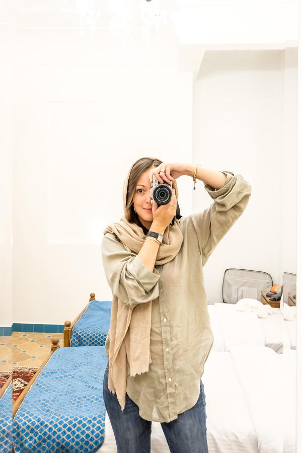 Emma Bonjoursunset Modest Style