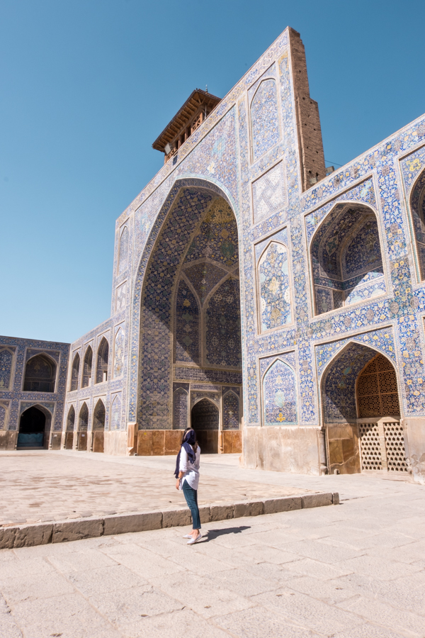 2 days in Esfahan - Masjed-e Shah