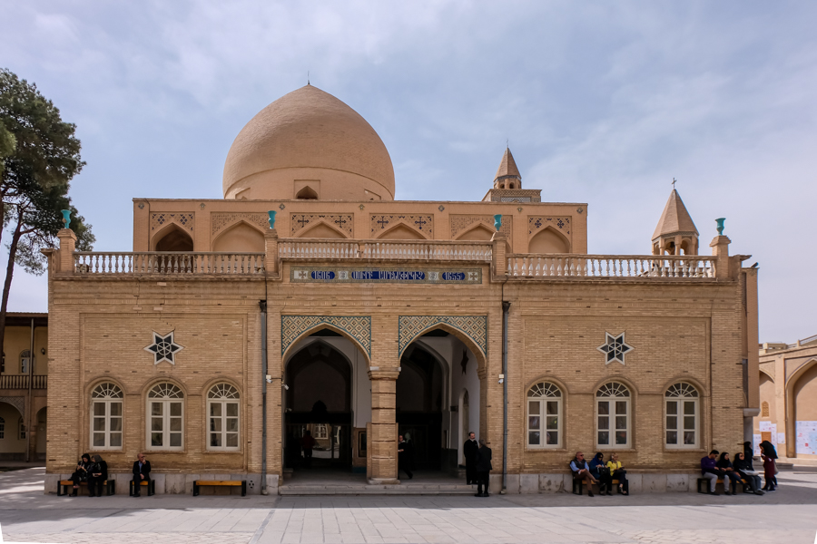2 days in Esfahan itinerary Cathedrale Vank