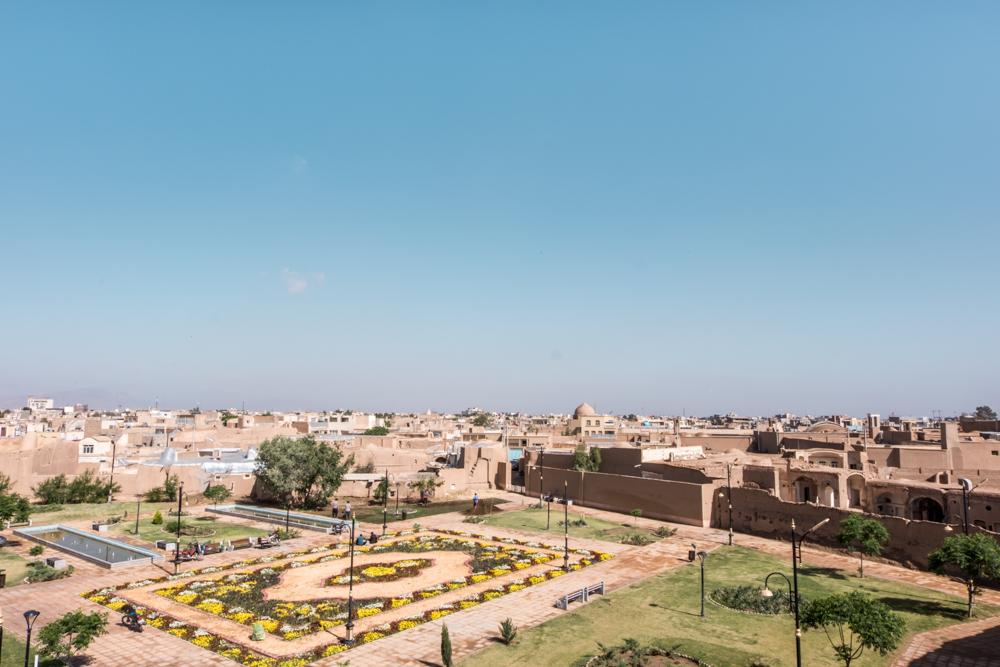 Kashan View Garden