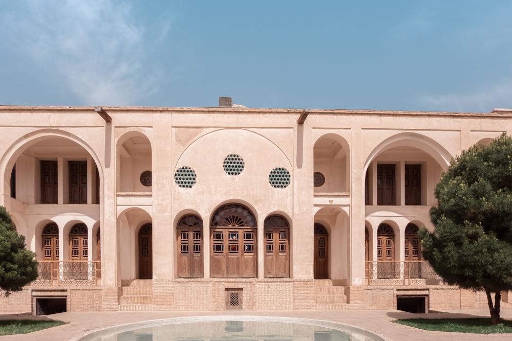 Kashan Historical House Khan-e Tabatabei