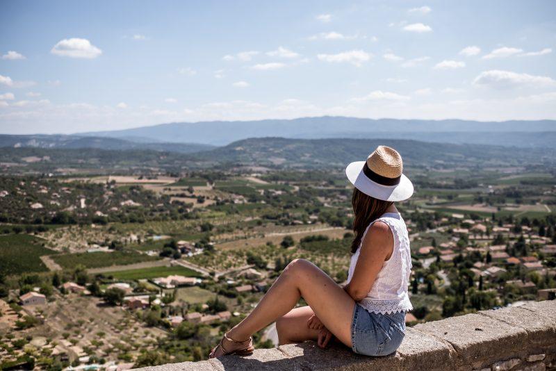 Luberon Provence Saint Saturnin sur Apt