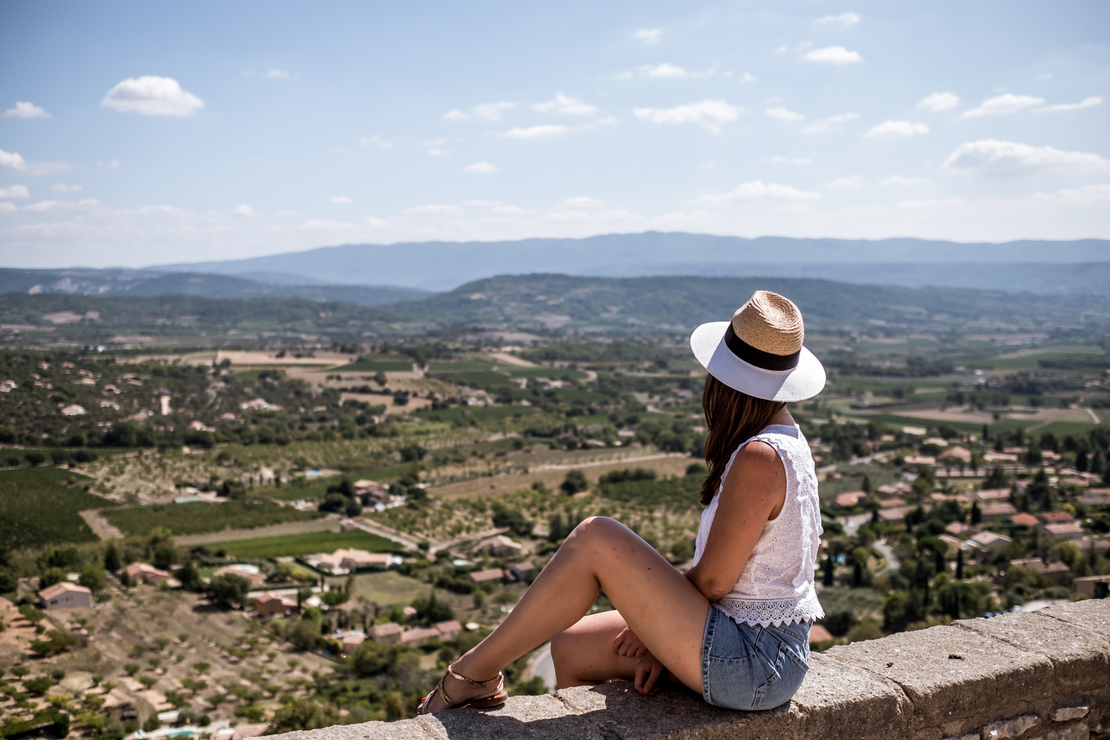 Luberon Provence Saint Saturnin sur Apt Travel photography gear