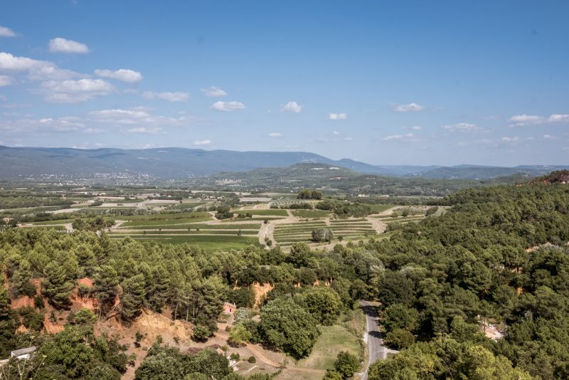 Luberon Provence Roussillon