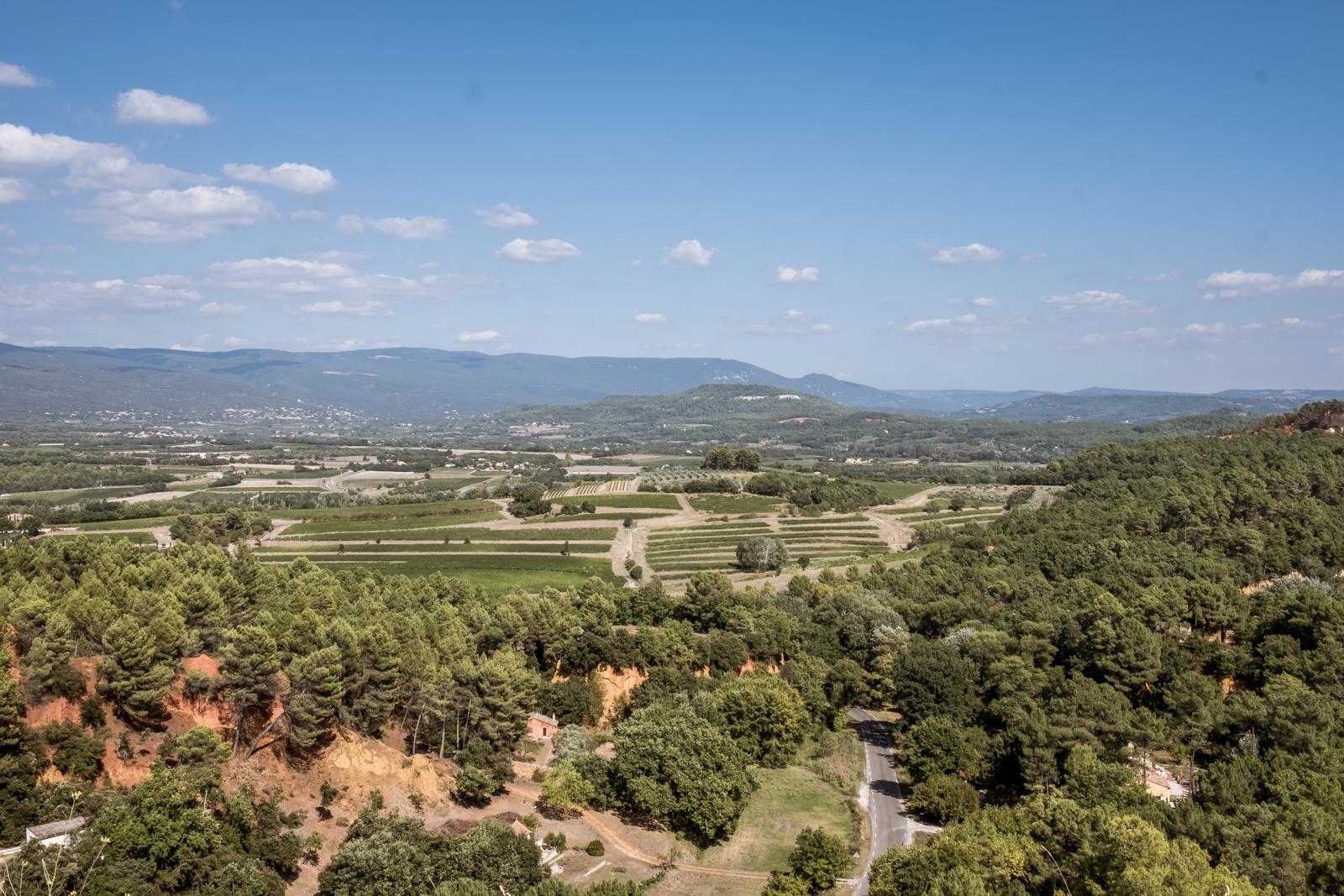 Luberon Valley Provence Roussillon