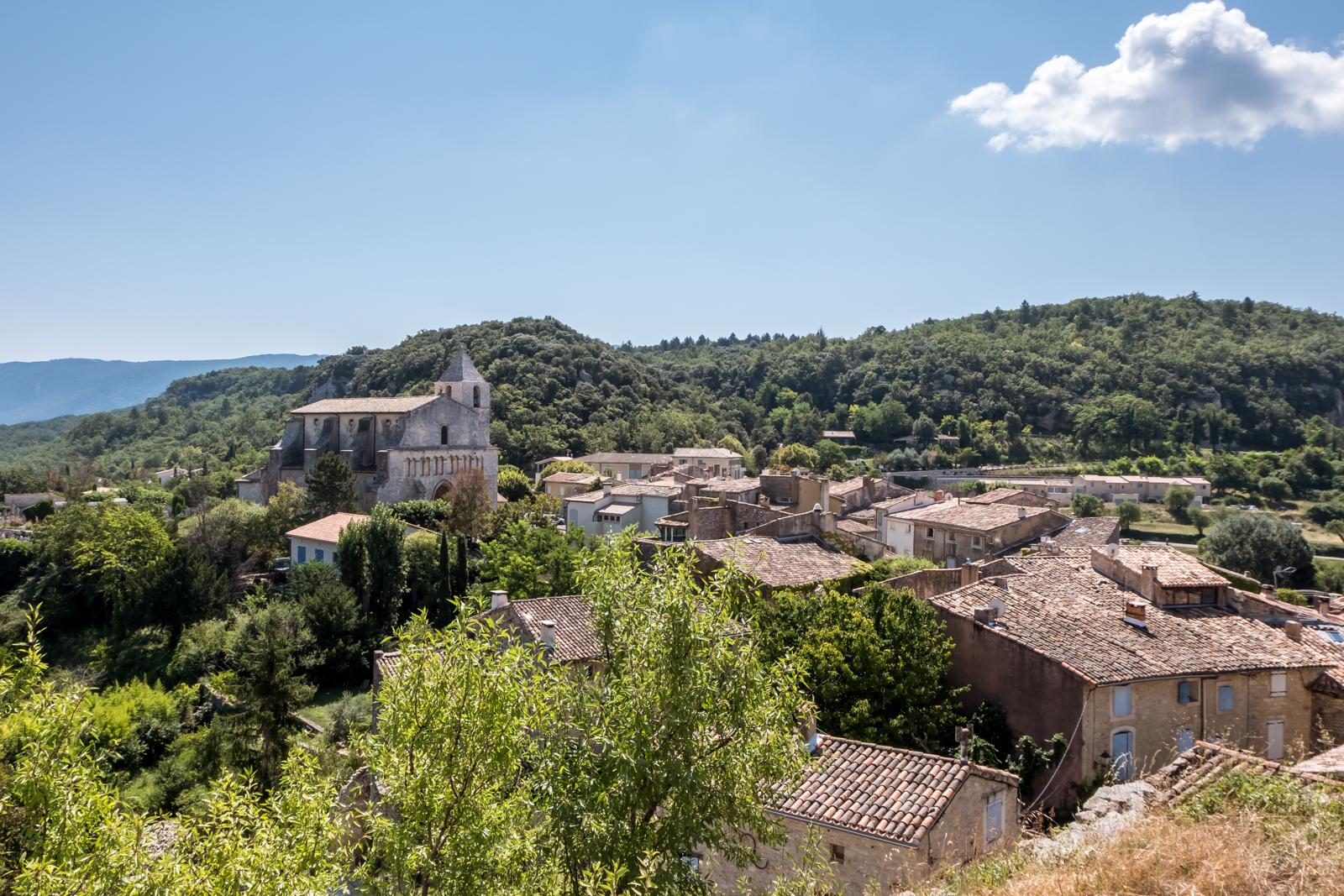 Saignon Luberon Region Provence