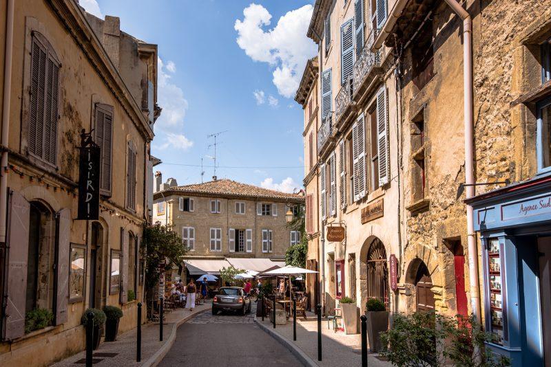 Lourmarin Luberon Region Provence