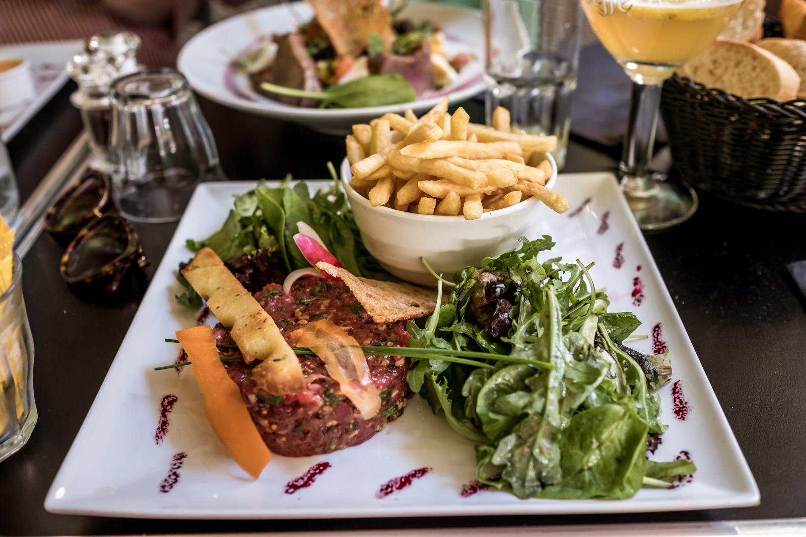 Luberon Steak Tartare Lourmarin