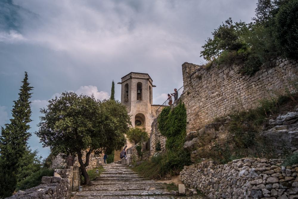 Provence Luberon village Opedde Le Vieux