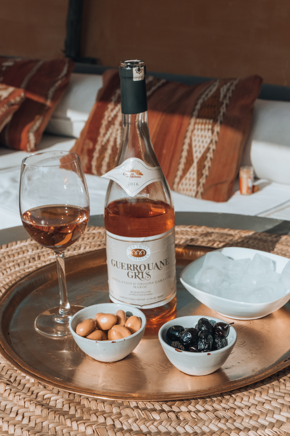 Marrakech Gris Wine