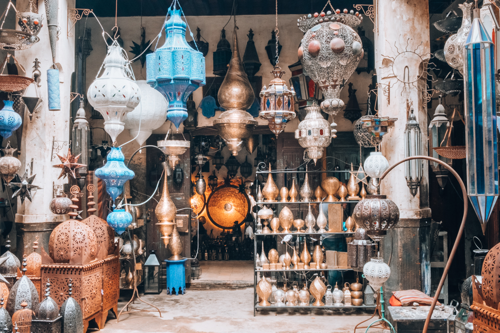 Top things to do in Marrakech Souk