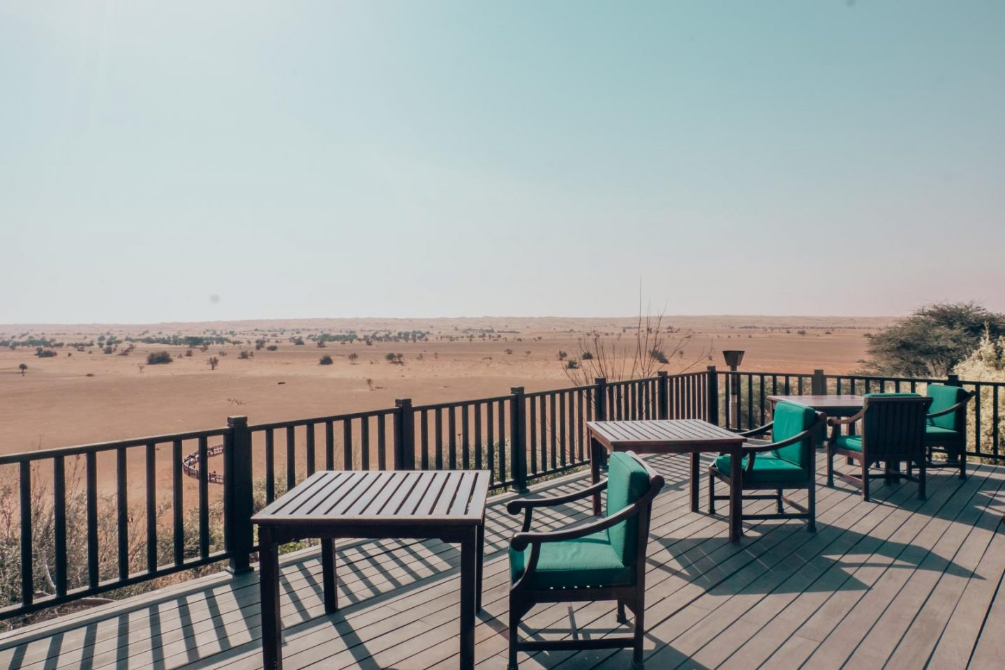 AL MAHA DESERT RESORT & SPA
