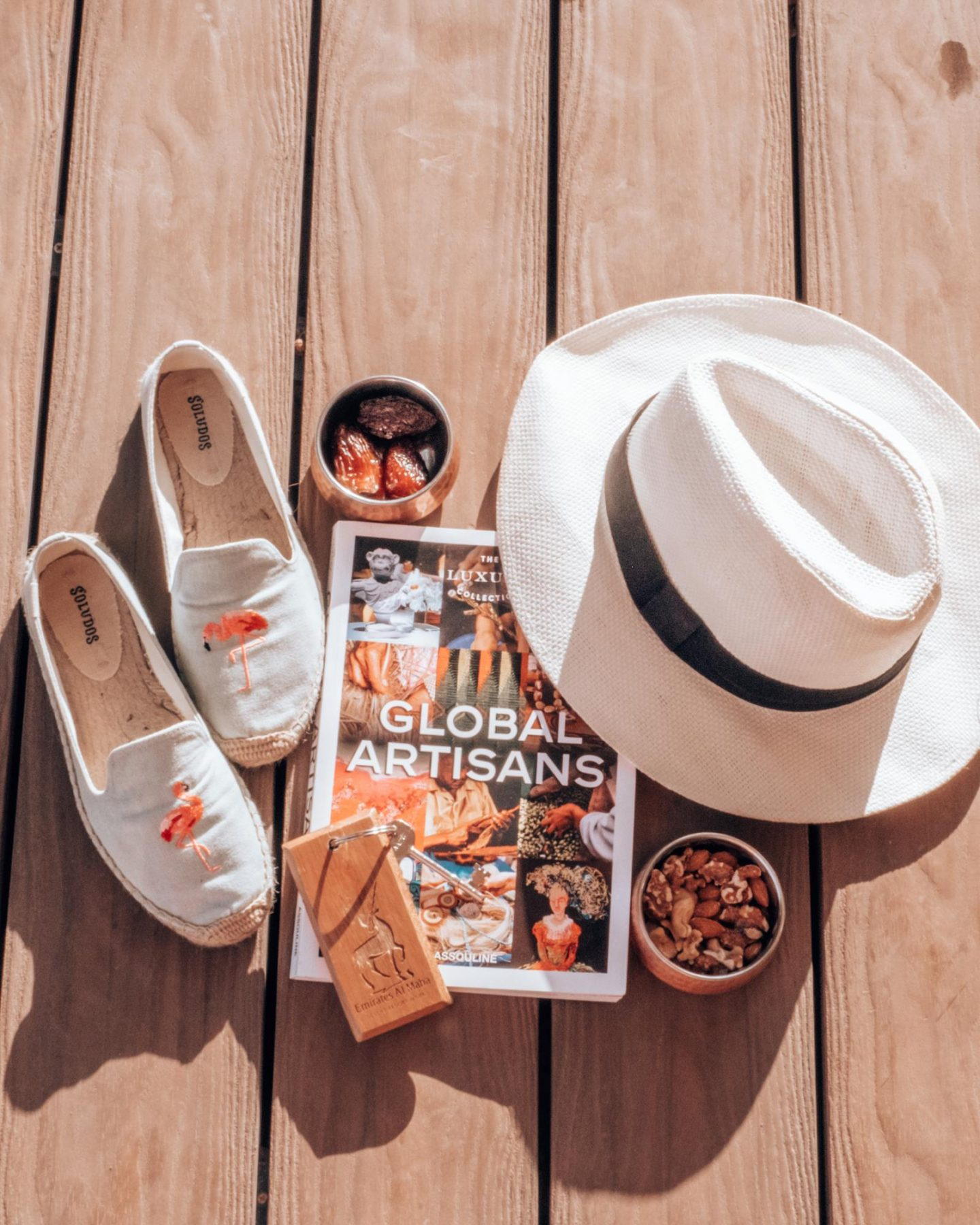 Global Artisans Soludos Hat