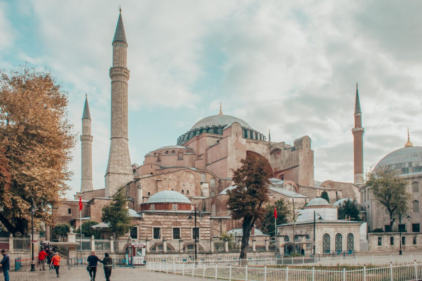 Istanbul itinerary - 3 days in Istanbul