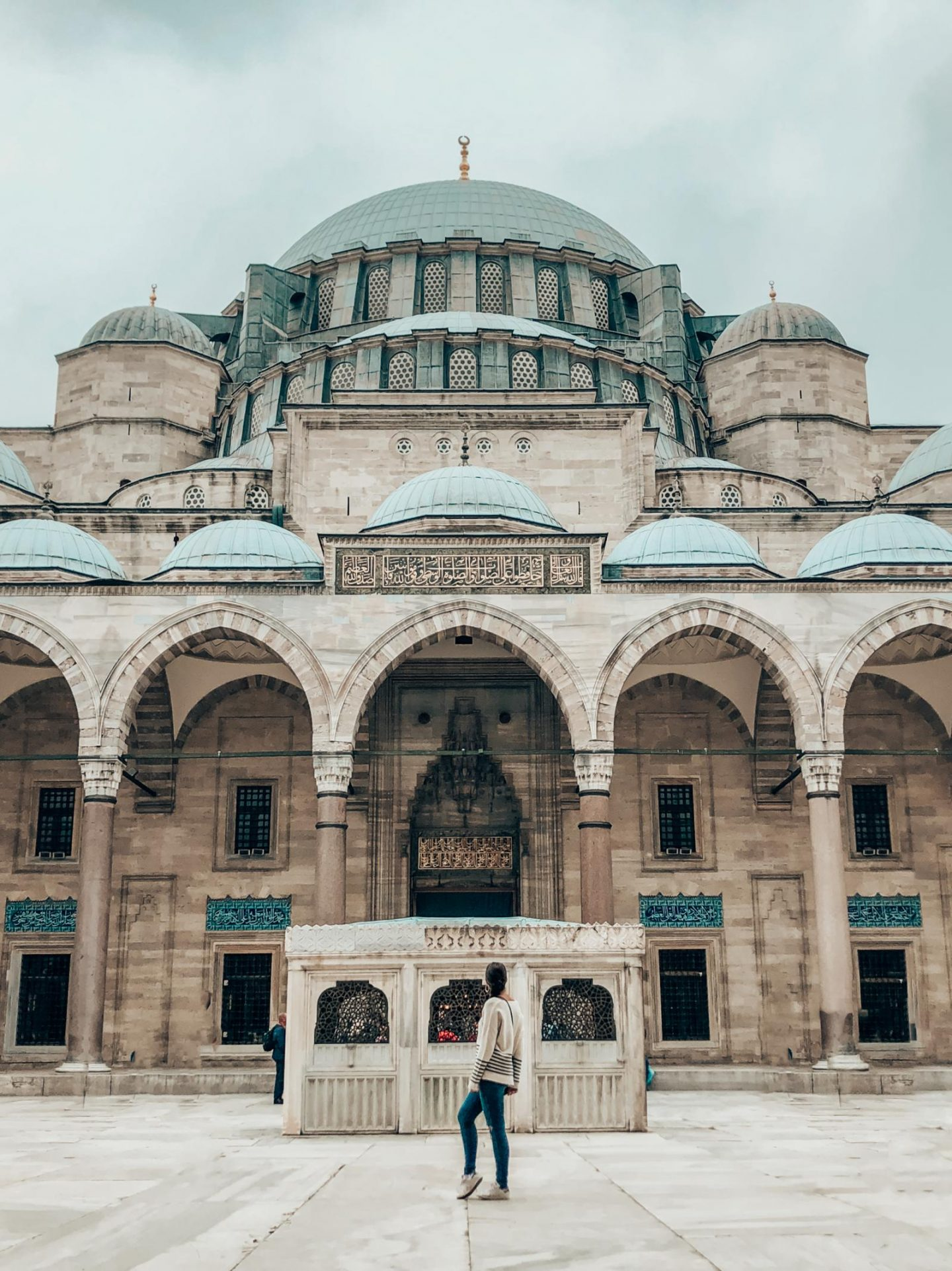 Istanbul itinerary - 3 days in Istanbul Suleymaniye Mosque