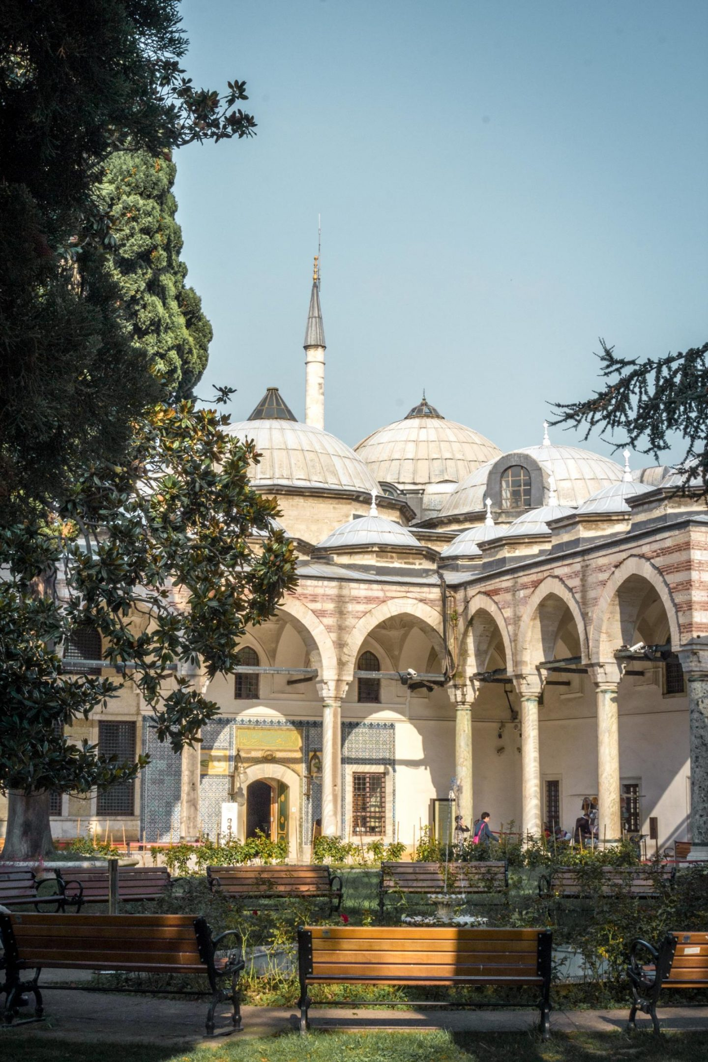 Istanbul must see Topkapi palace