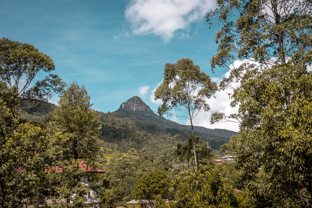Adams Peak Sri Lanka itinerary
