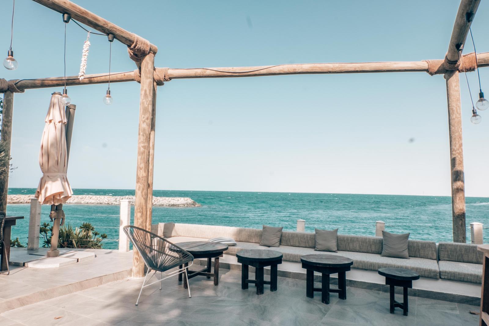 Zaya Nurai Island Hooked Restaurant