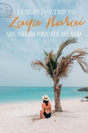 Zaya Nurai Island Pinterest