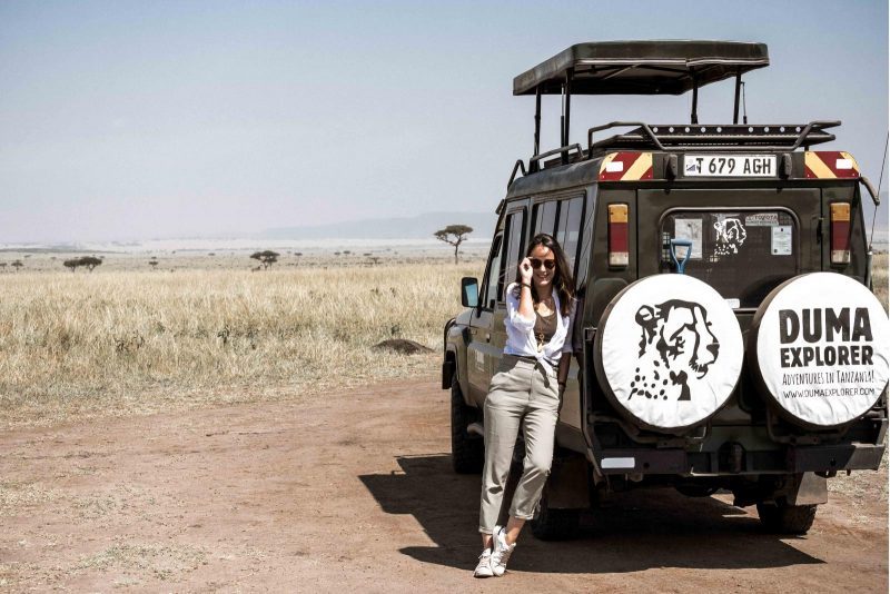 What to wear on safari. Safari trousers