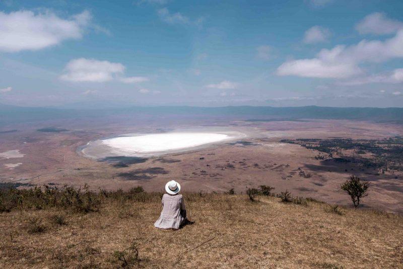 10 DAYS TANZANIA ITINERARY - Ngorongoro Crater View