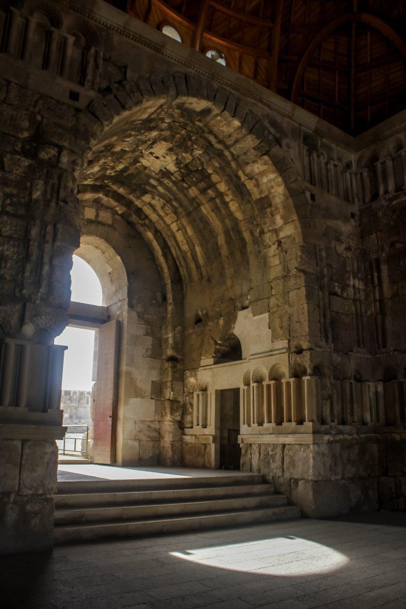 Jordan Itinerary - Amman Citadel
