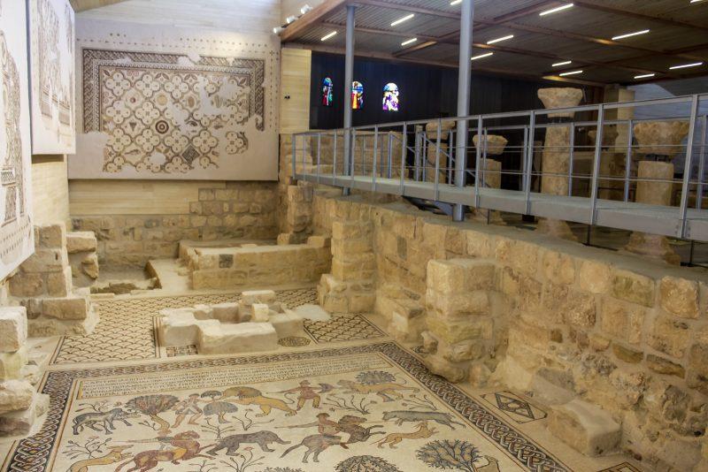 Jordan Itinerary - Mount Nebo church