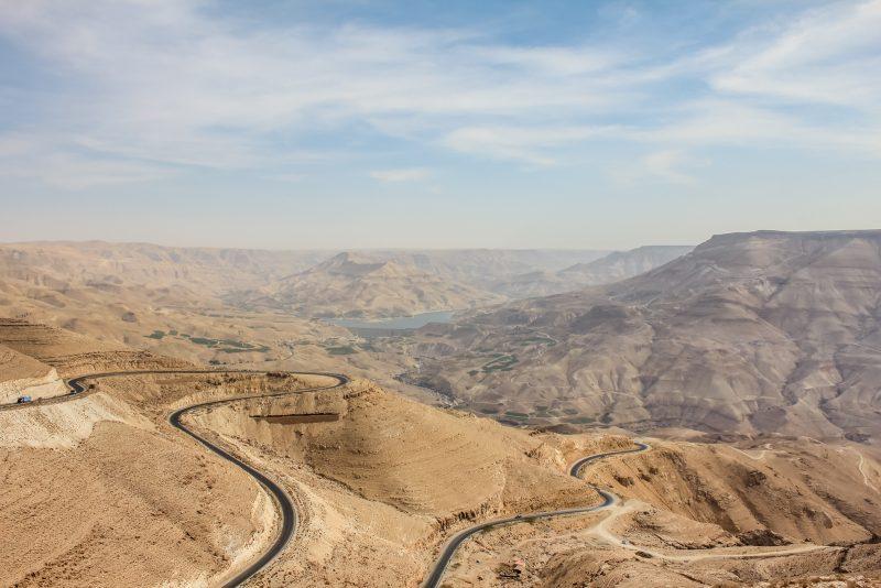 Jordan Itinerary - Wadi Mujib - Places to visit in Jordan