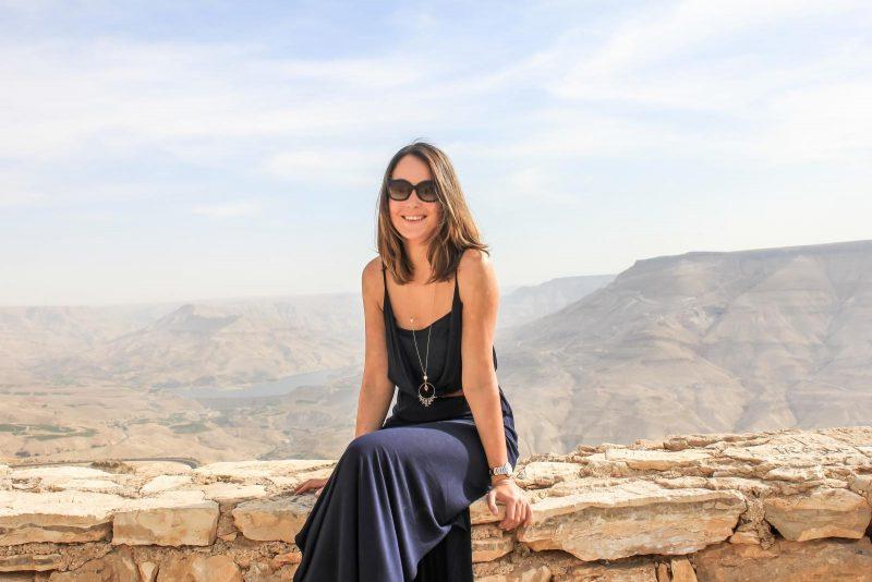 Jordan Itinerary - Wadi Mujib