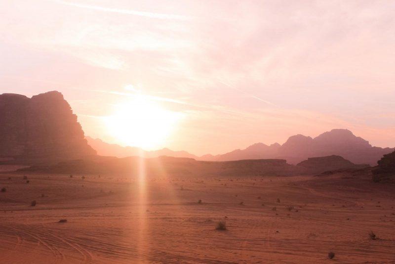 Places to visit in Jordan - Wadi Rum