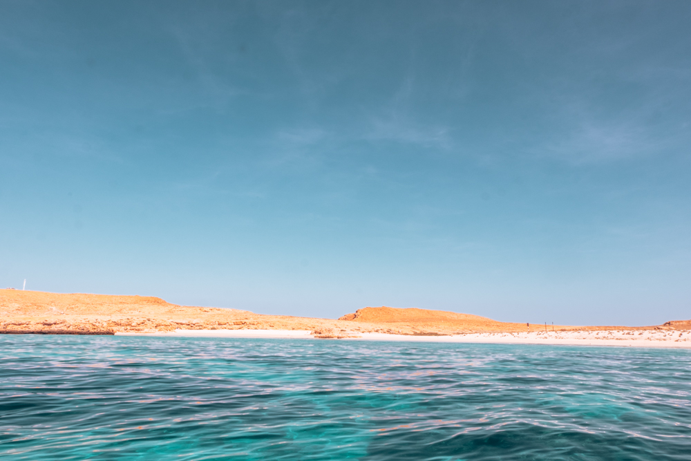 Oman Itinerary - Muscat Daymaniyat Islands - Places to visit in Oman