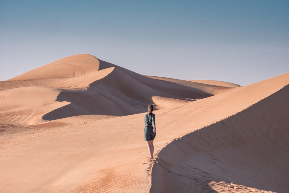 Oman Itinerary - Wahiba Sands - Places to visit in Oman