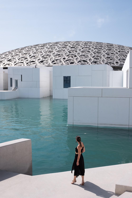Abu Dhabi holidays Louvre