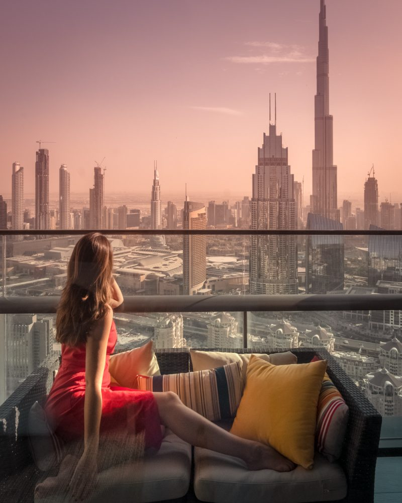 Best time to visit Dubai
