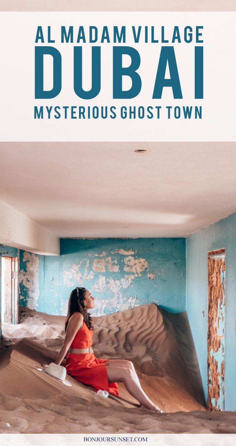 al madam ghost town