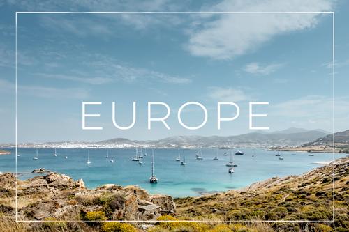 DUBAI TRAVEL BLOG - EUROPE CATEGORY