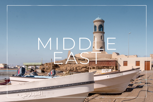TRAVEL BLOG Middle East