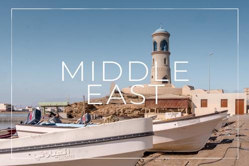TRAVEL BLOG Middle East