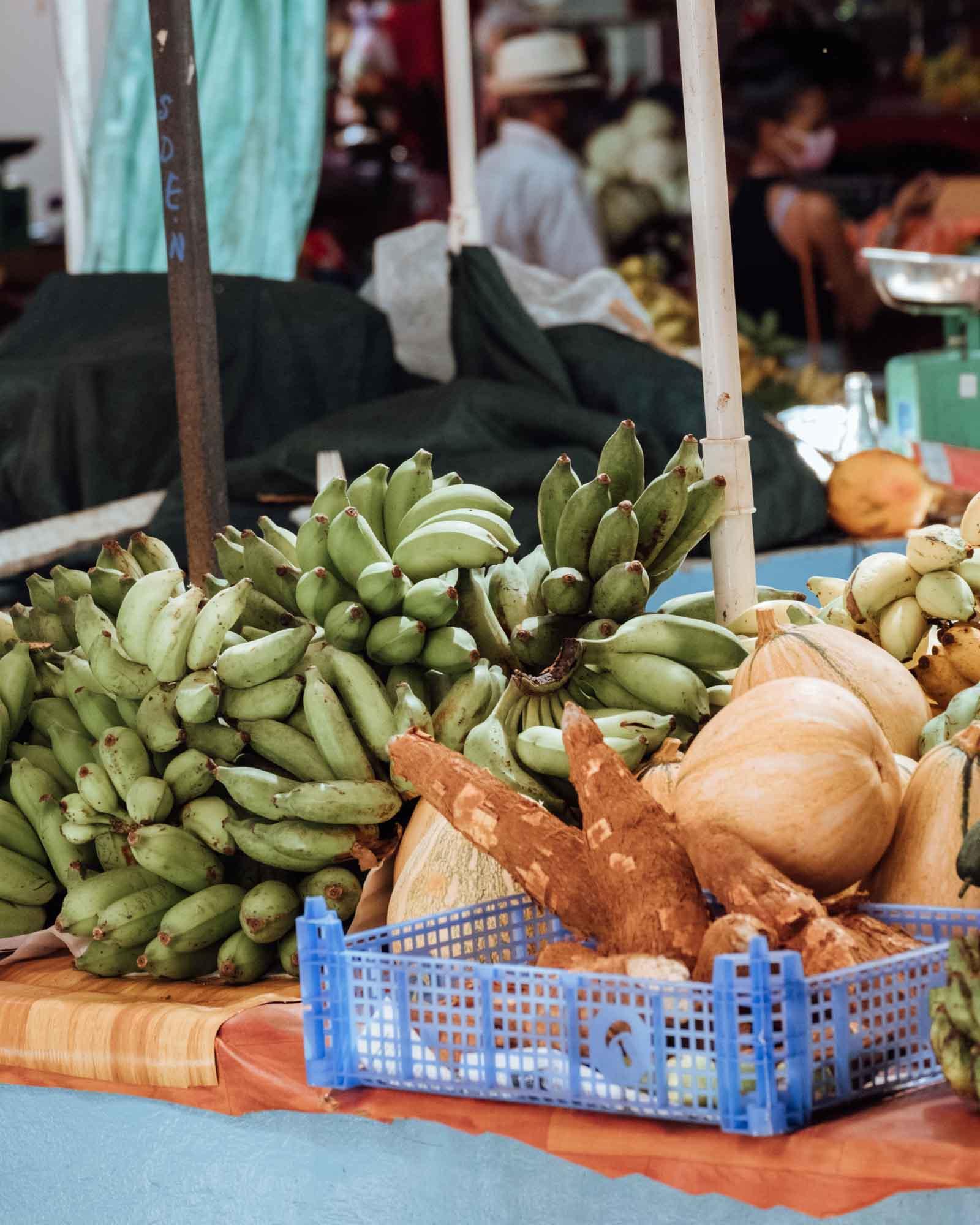 Seychelles Mahe Travel Guide Victoria Market