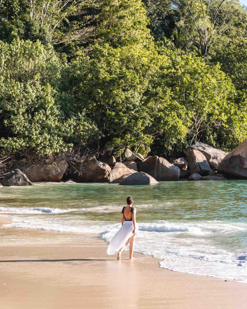 Seychelles Mahe Travel Guide Beach