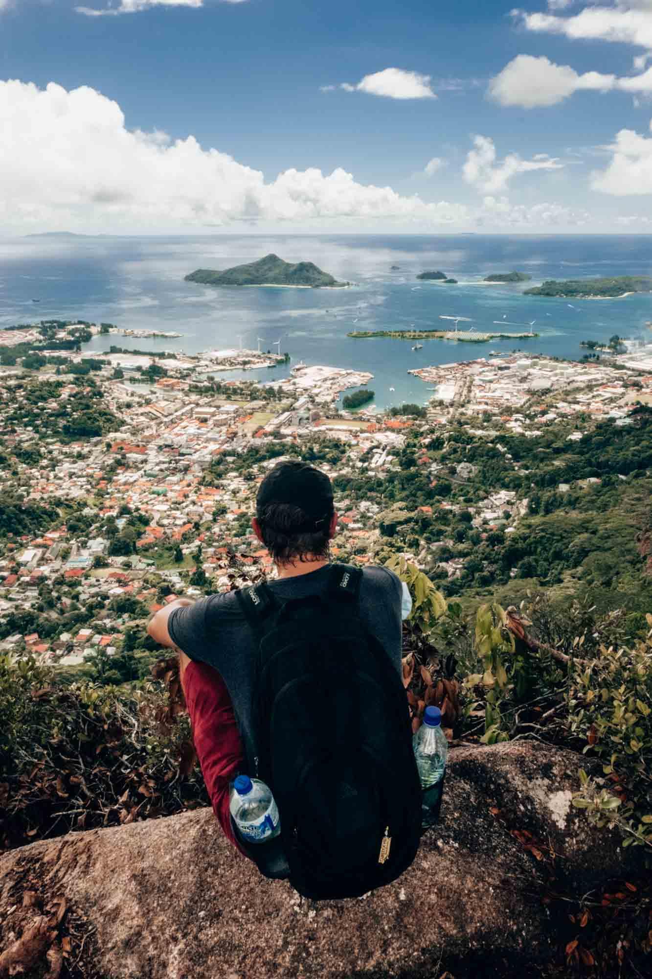 Seychelles Mahe Travel Guide Dans Gallas