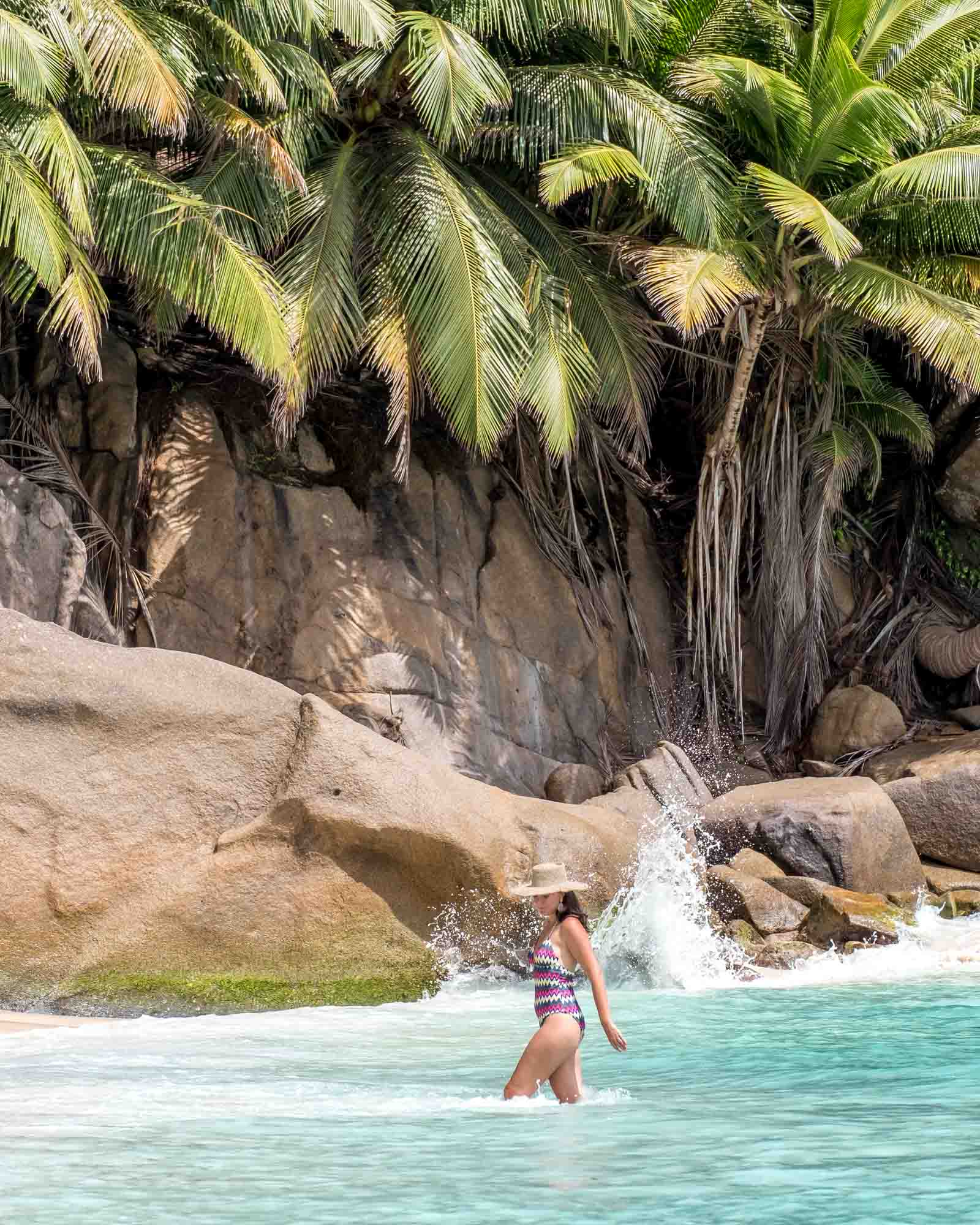 Seychelles Mahe Travel Guide Anse Intendance